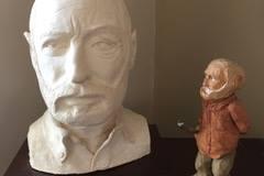 Sculpture by Robert Brue