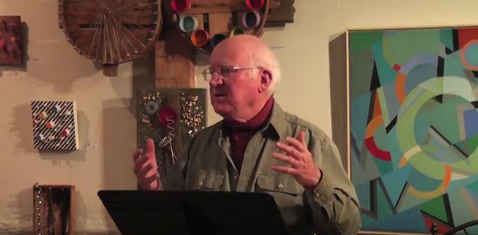 Historian Dr. Richard Hull